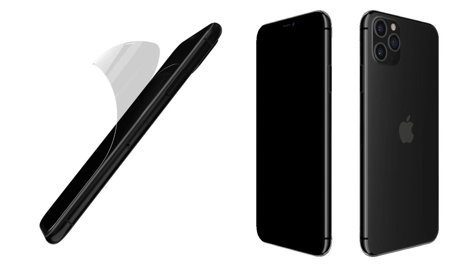 dBrand Prism iPhone 11, 11 Pro, 11 Pro Max Screen Protectors