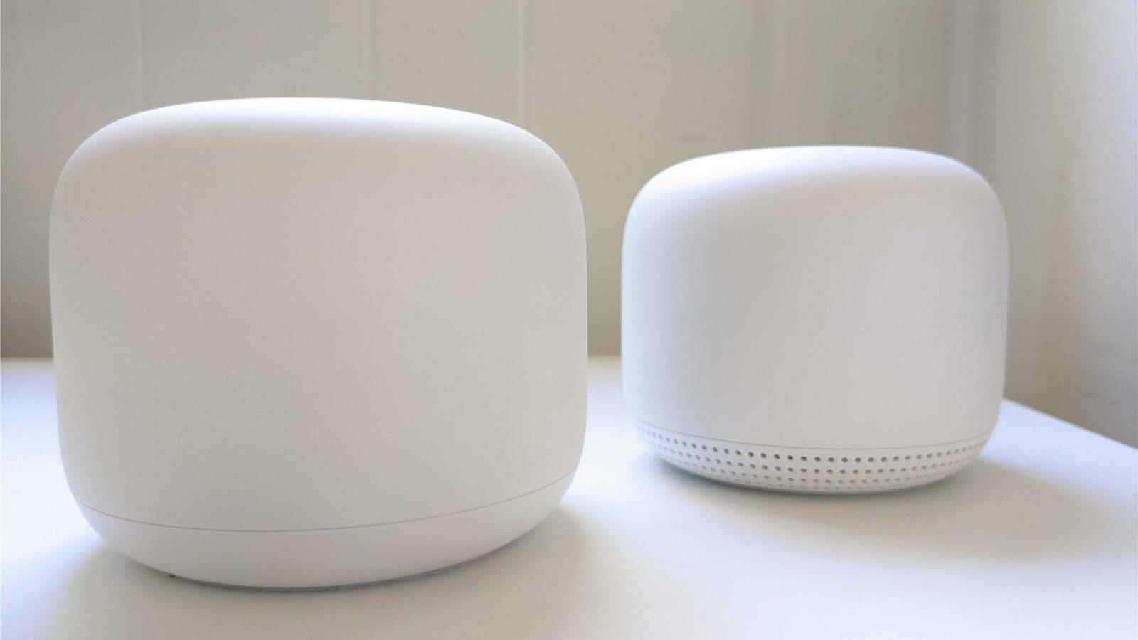 Google Nest Wifi and Satellite