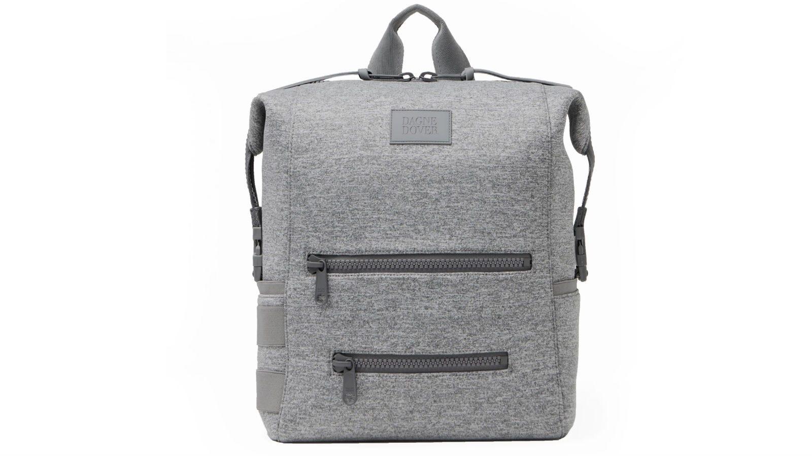 The Dagne Dover Diaper Backpack.