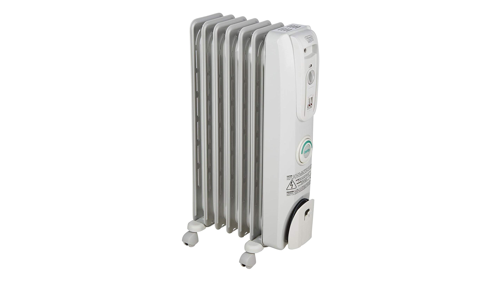 The DeLonghi EW7707CM Oil-Filled Radiator.