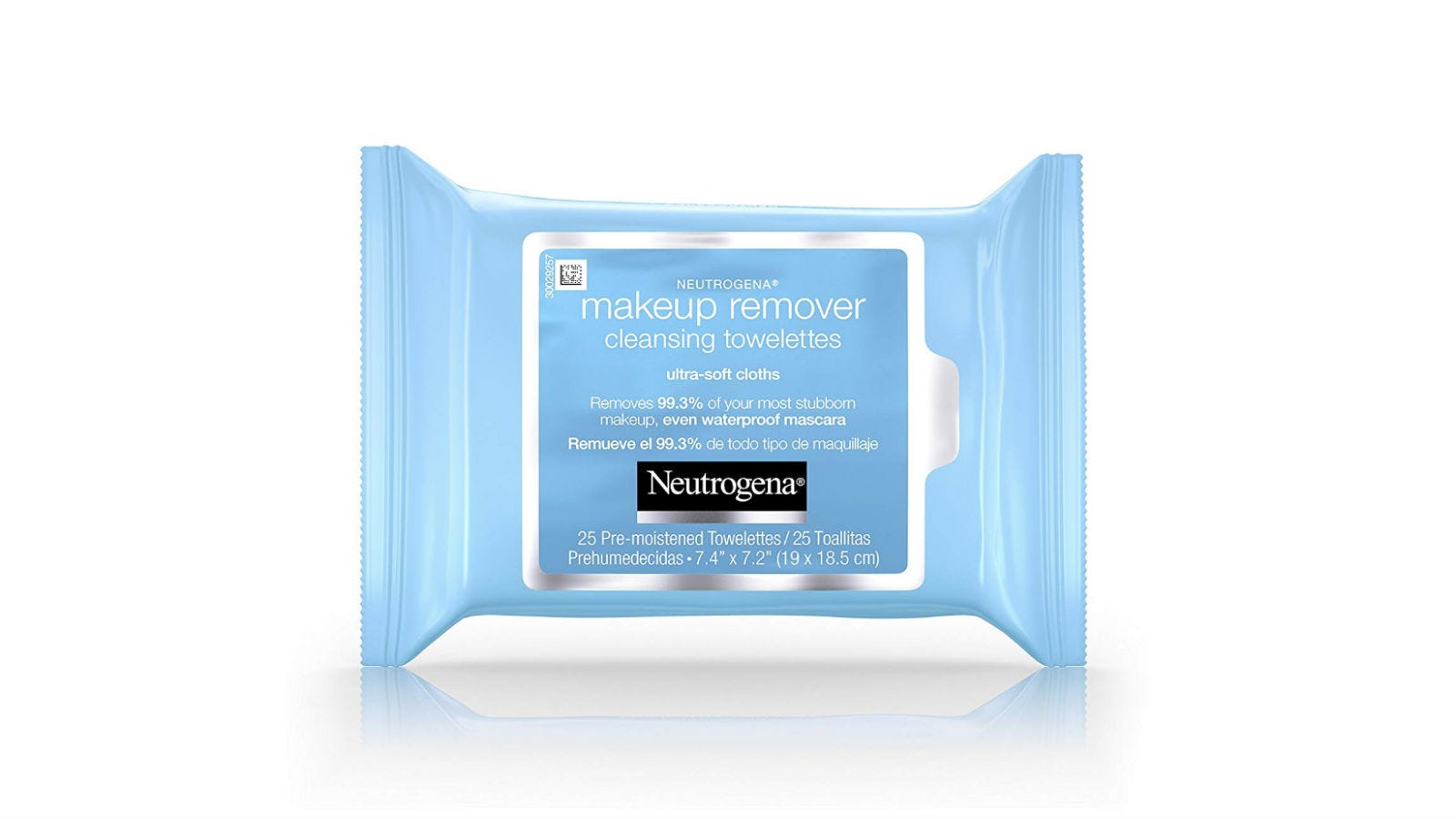 neutrogena makeup remover cleansing towlettes