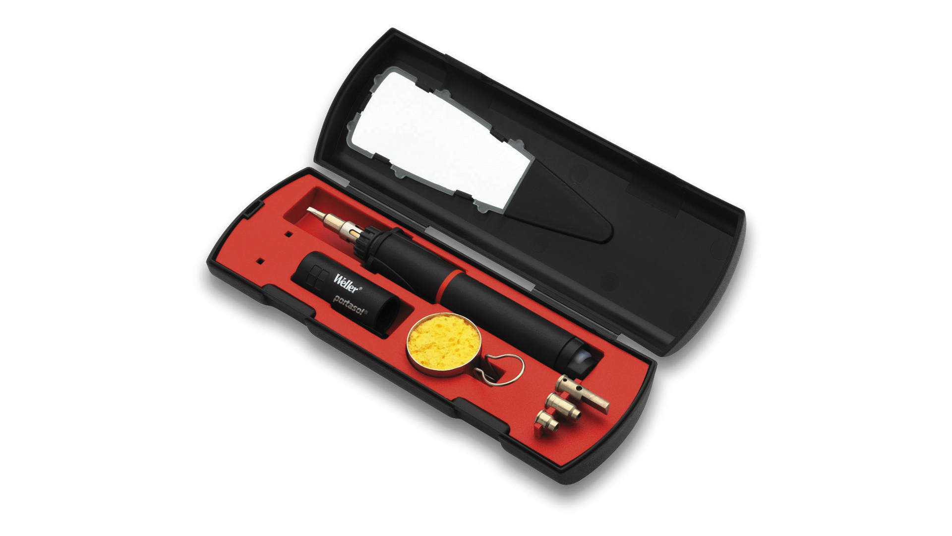 The Weller P2KC Butane Soldering Iron