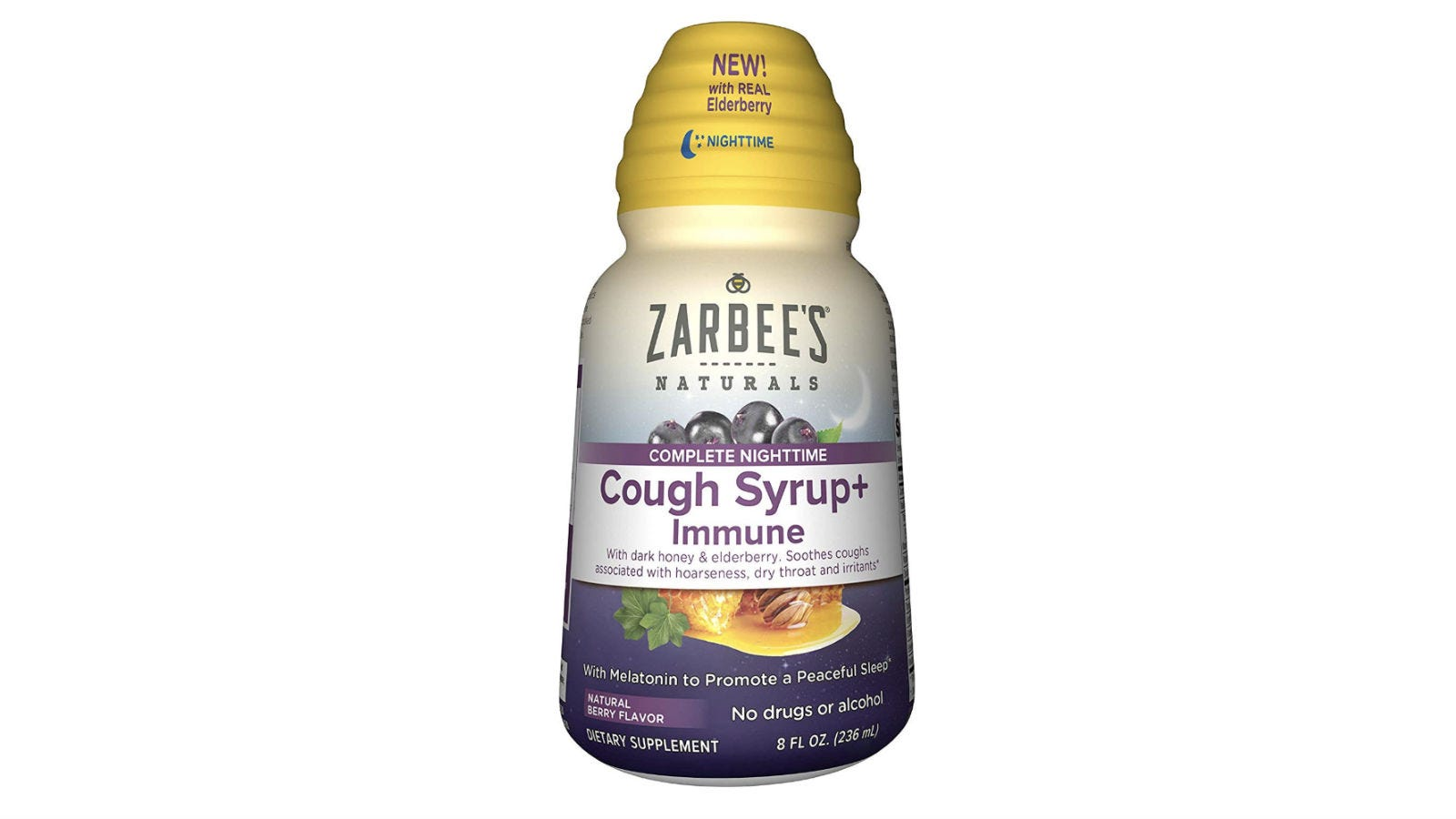 Zarbee's Naturals cough syrup immune