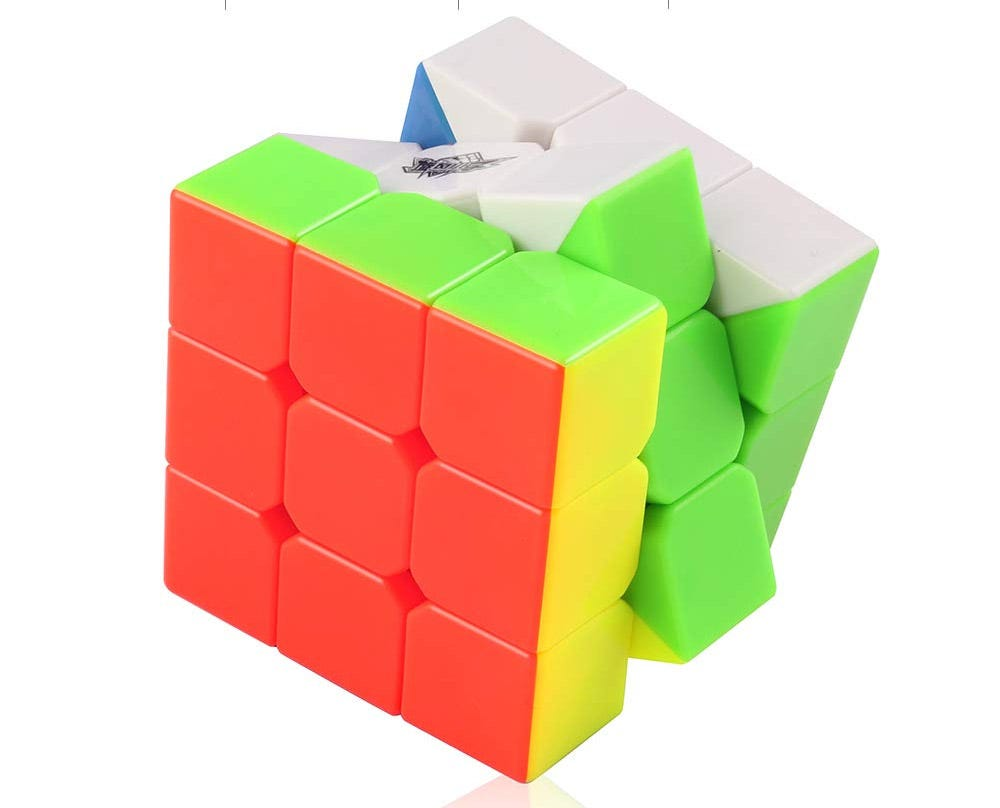 A high-quality Rubick's cube toy.