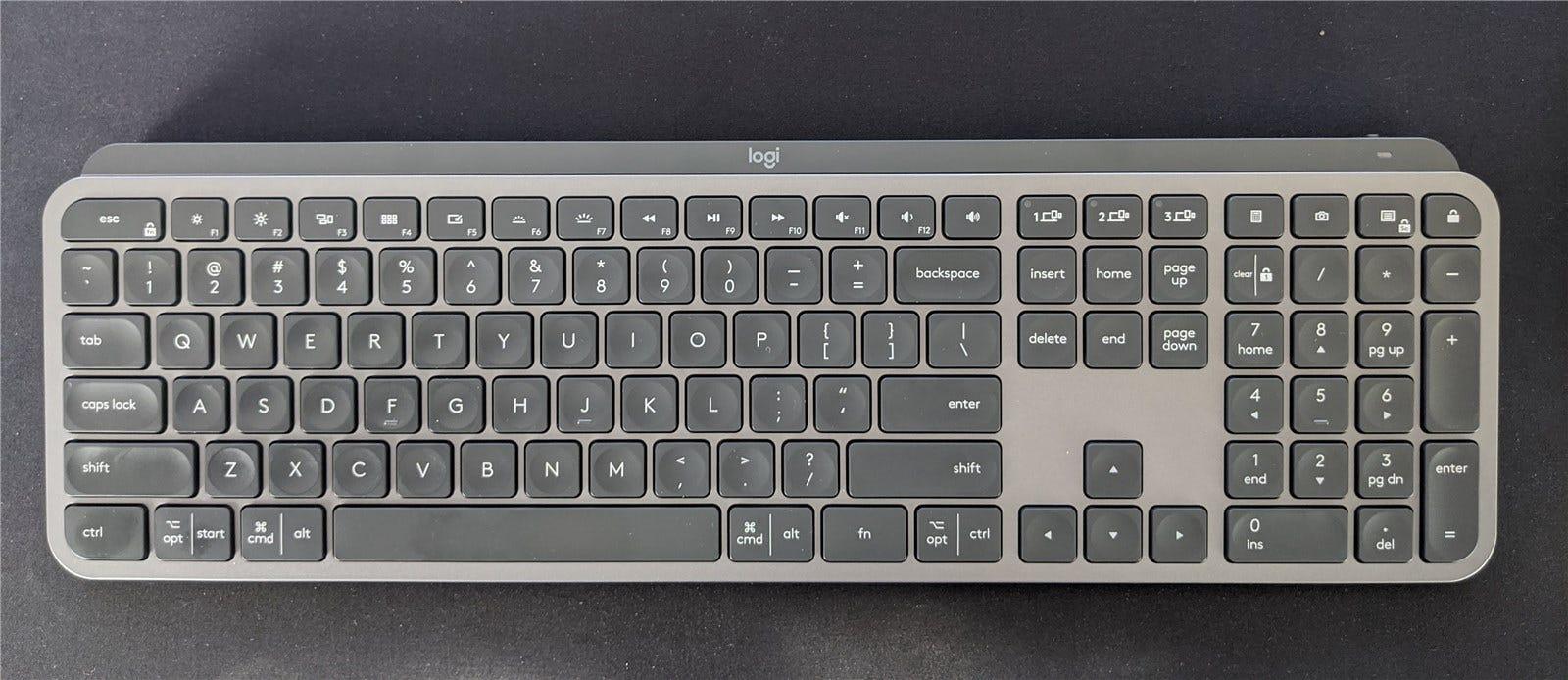 The MX Keys