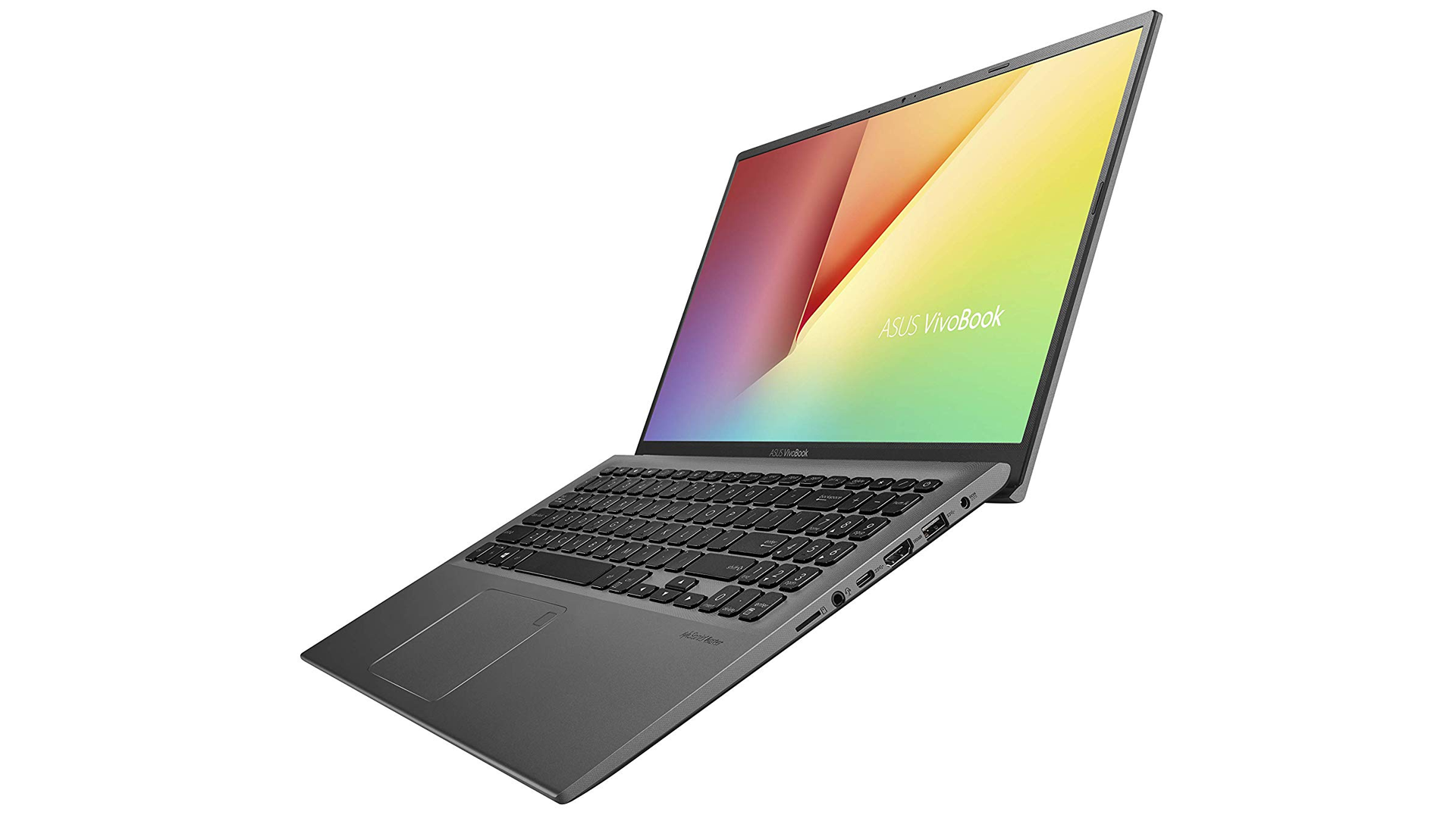 The ASUS VivoBook 15 laptop.