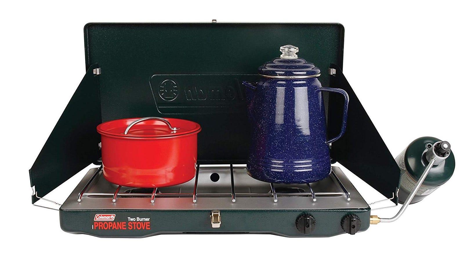 Coleman Classic suitcase camp stove