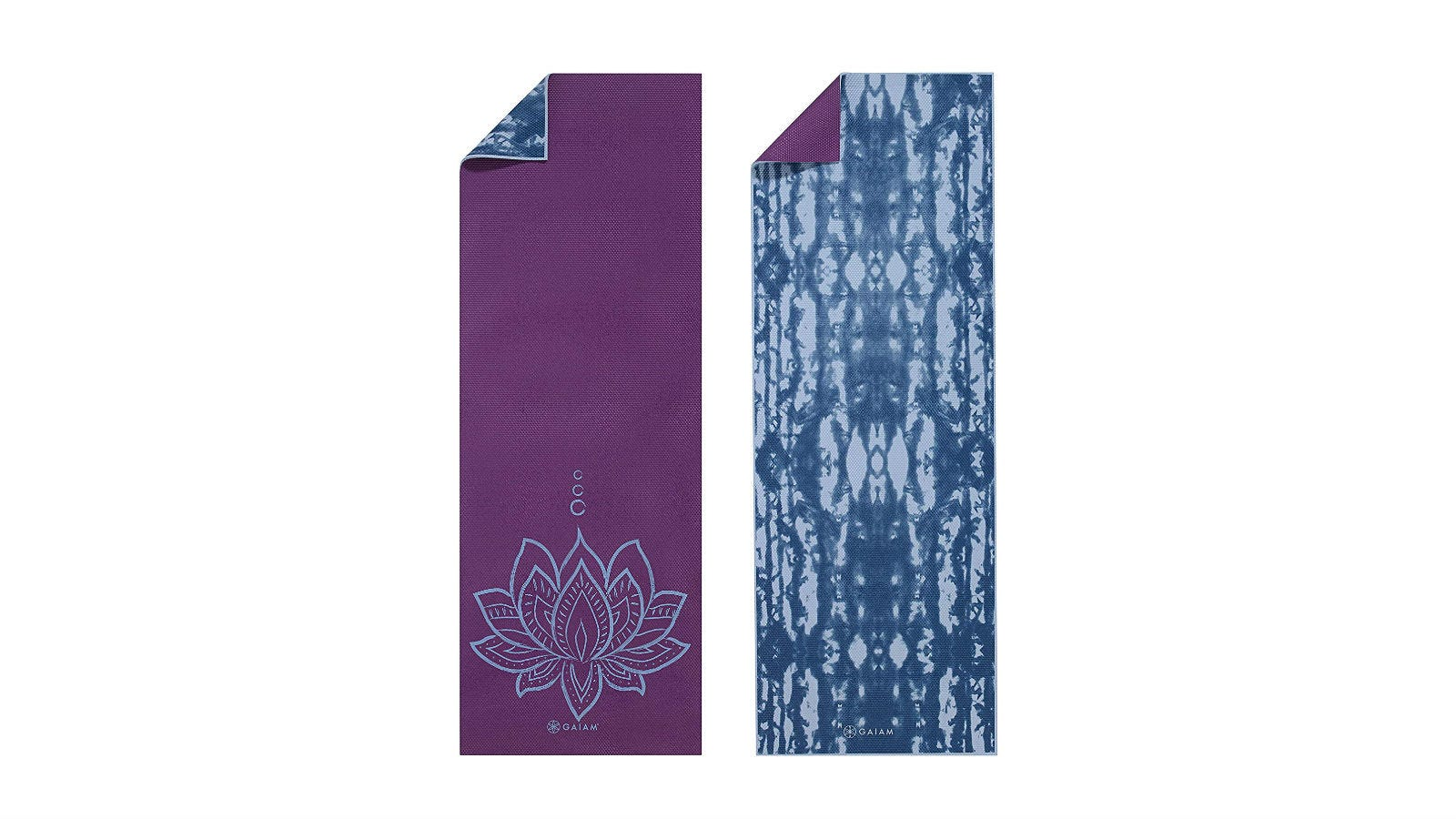 Gaiam Extra Thick Yoga Mat