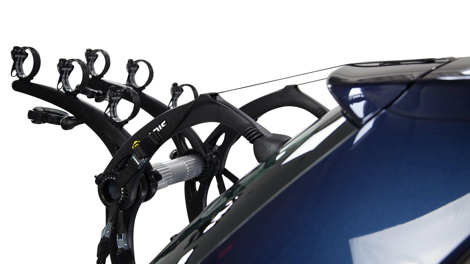 Saris trunk mount bike rack