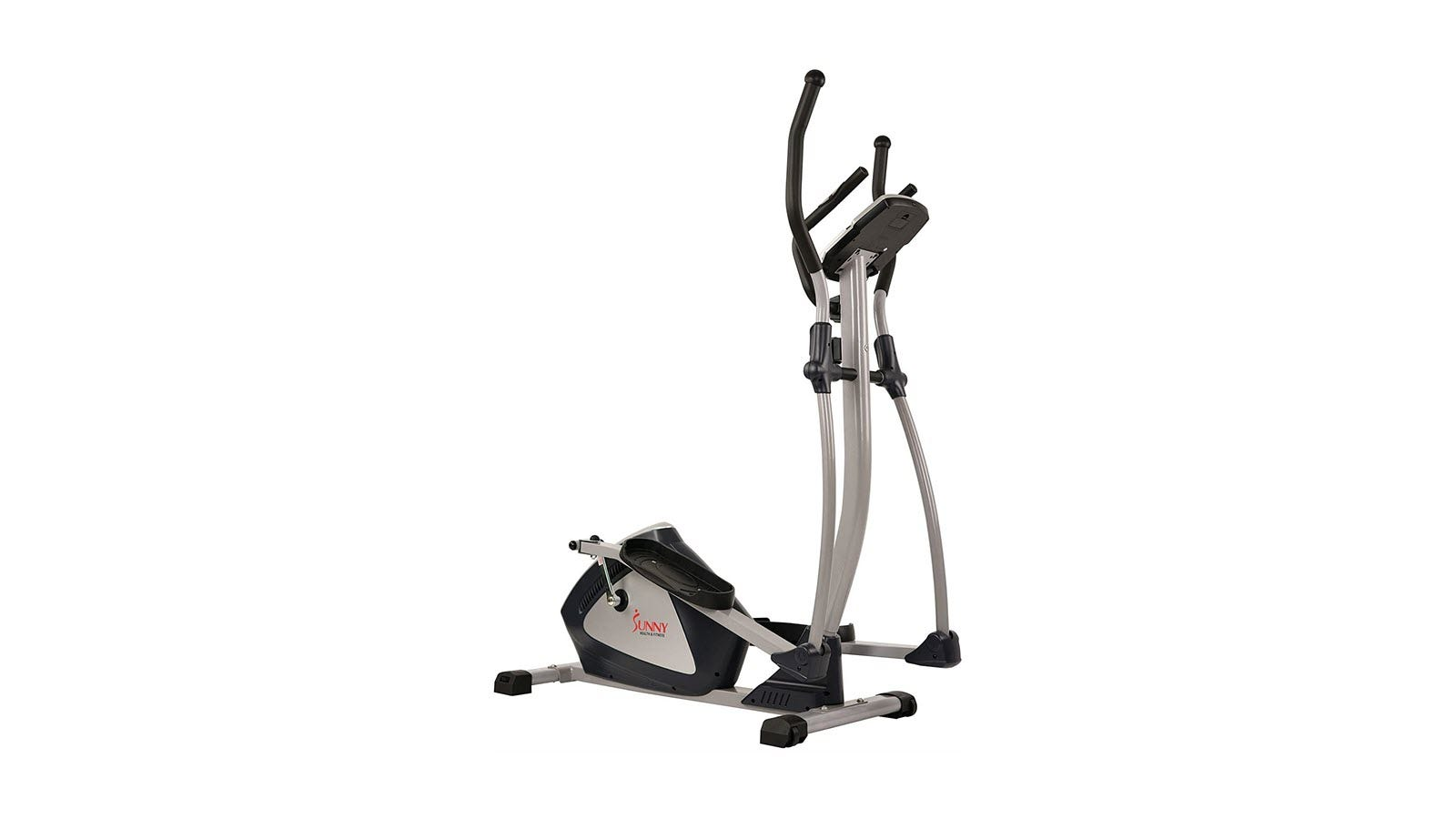 The Sunny Health & Fitness Magnetic Elliptical Trainer.
