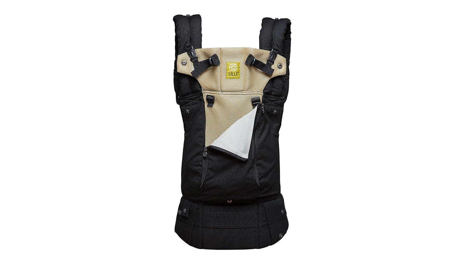 The LÍLLÉbaby Complete All Seasons Baby Carrier.