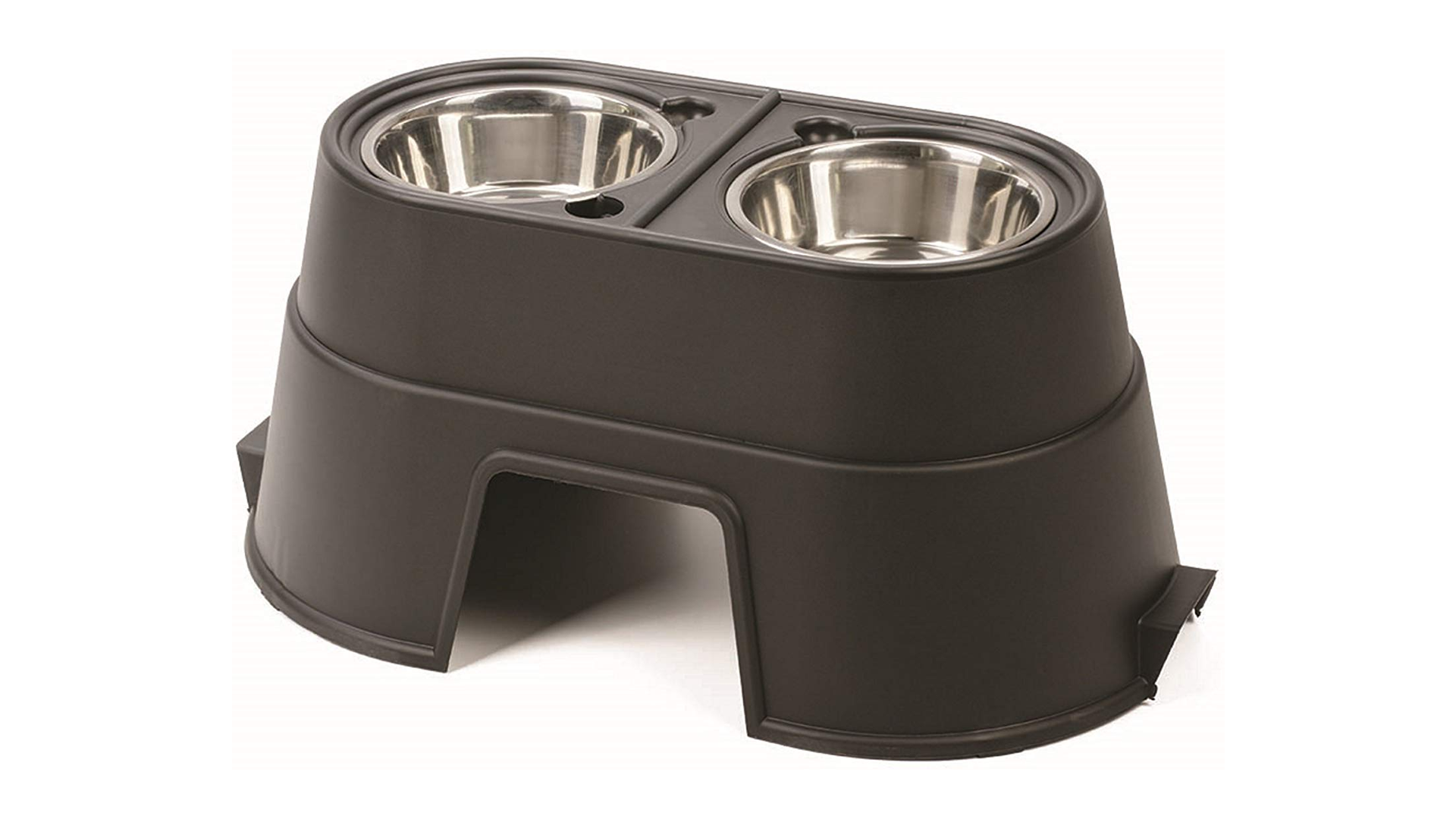 The OurPets Elevated Dog Bowls