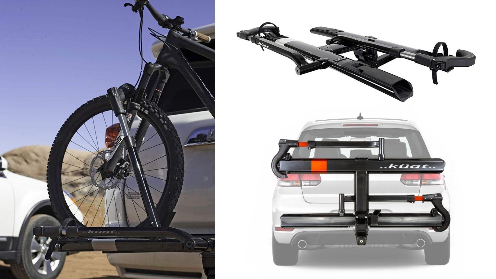 Kuat Sherpa hitch mount car bike rack