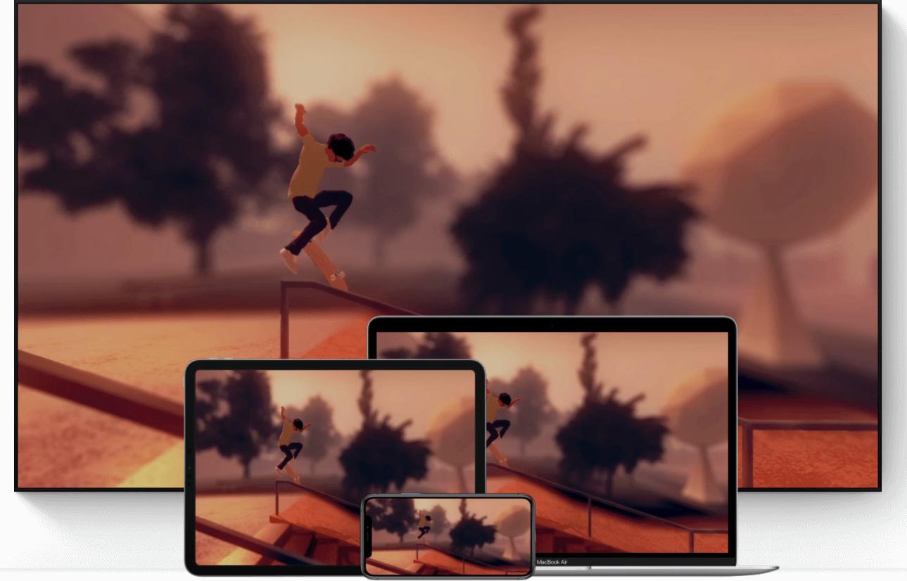 Skate City Apple Arcade