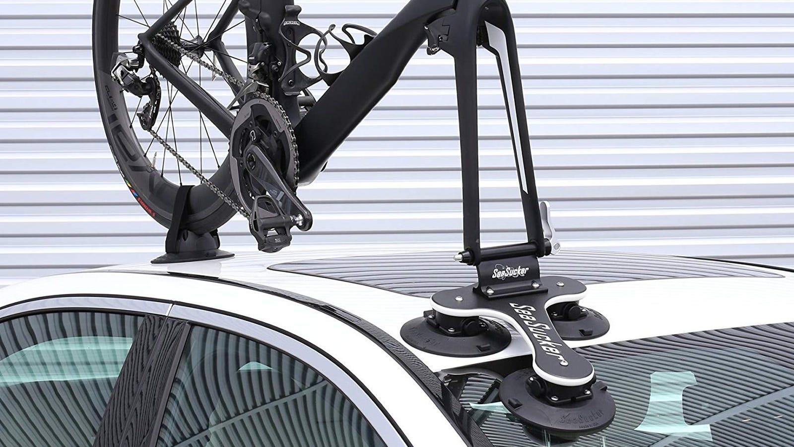 SeaSucker Talon car bike rack