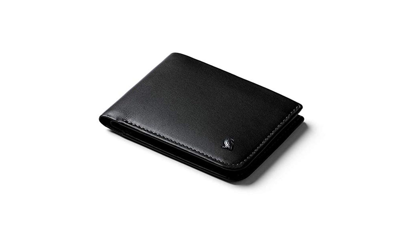 Bellroy Hide & Seek, slim leather wallet, RFID editions available (Max. 12 cards and cash)