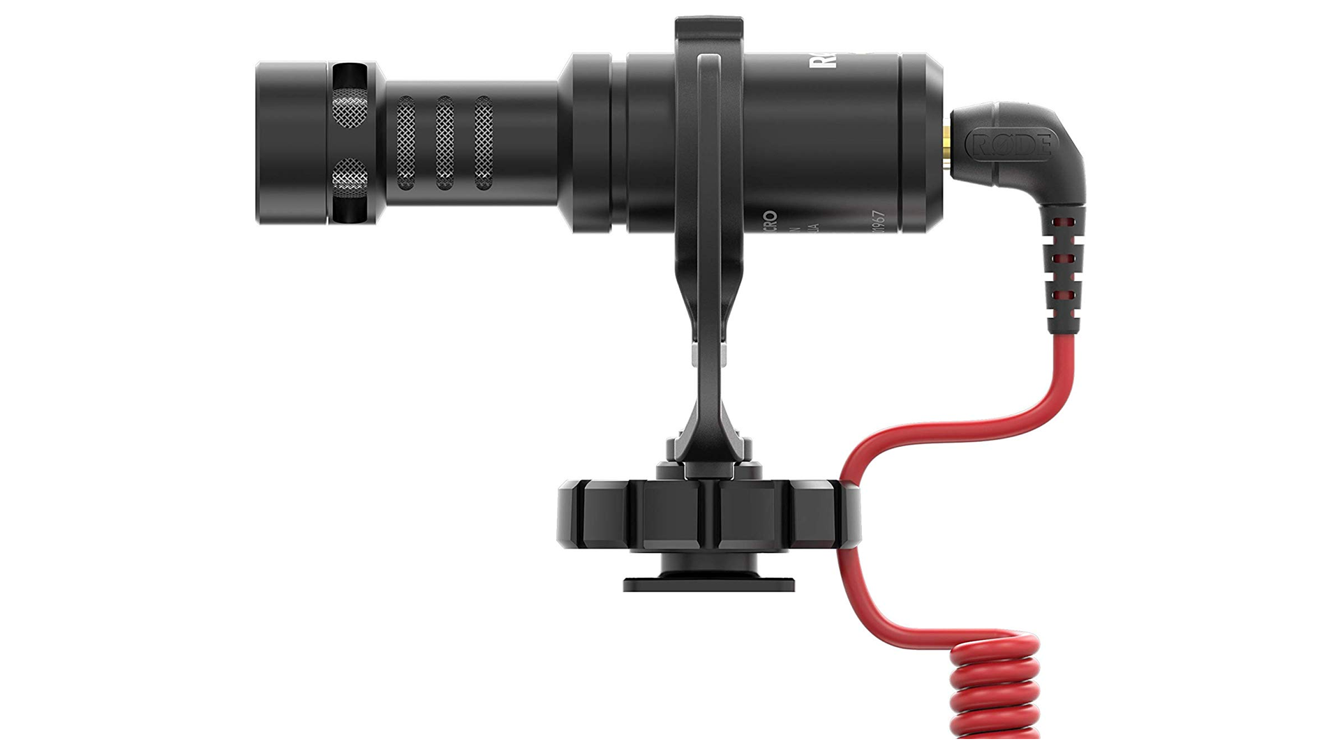 The Rode VideoMicro Compact Microphone