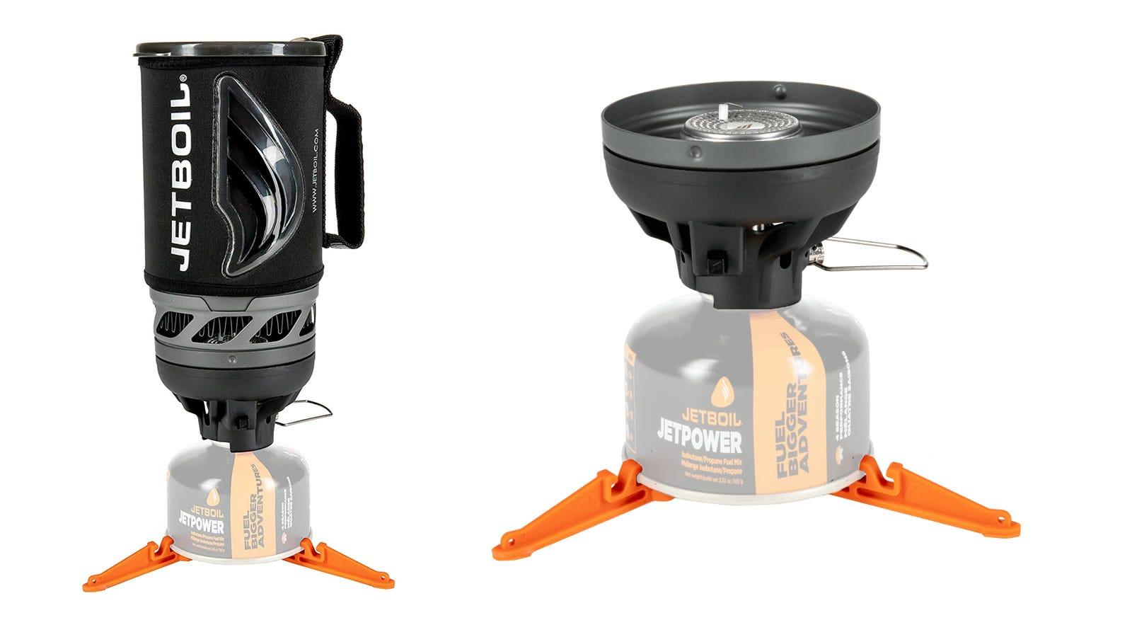 Jetboil Flash integrated camp stove