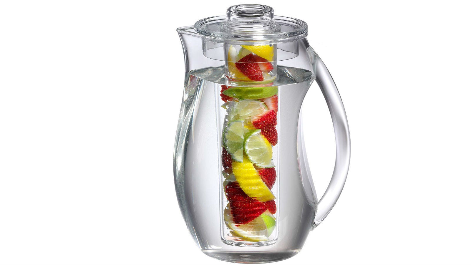 Prodyne Fruit Infusion Water Pitcher