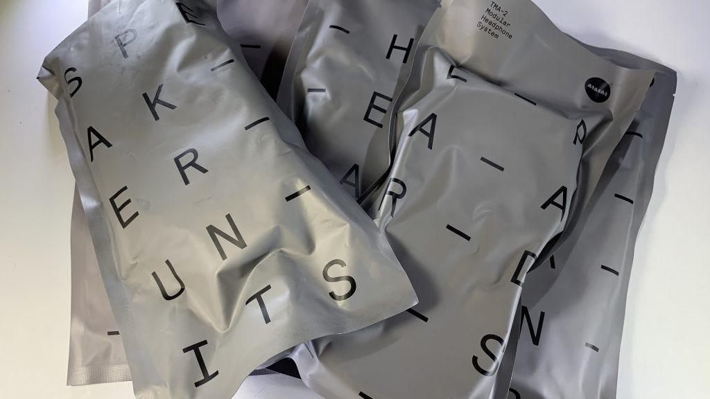 Bunch of bags.