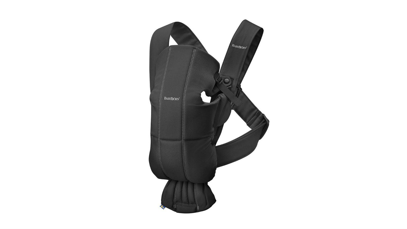 The BABYBJÖRN Baby Carrier Mini.