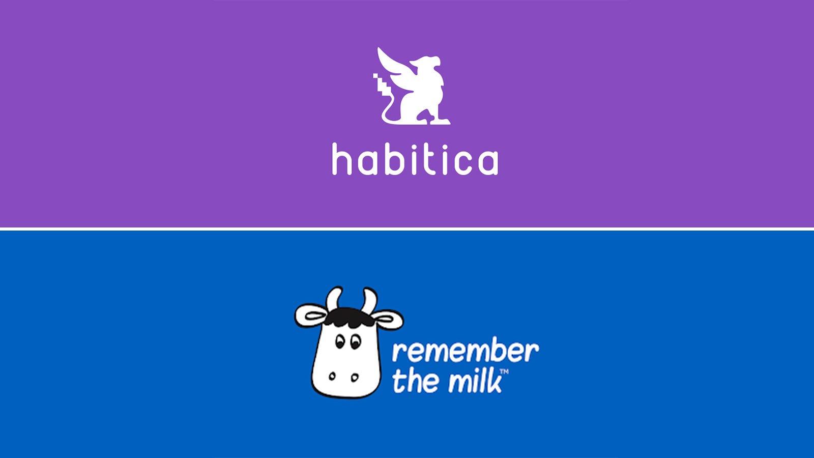Habitica and Remember The Milk