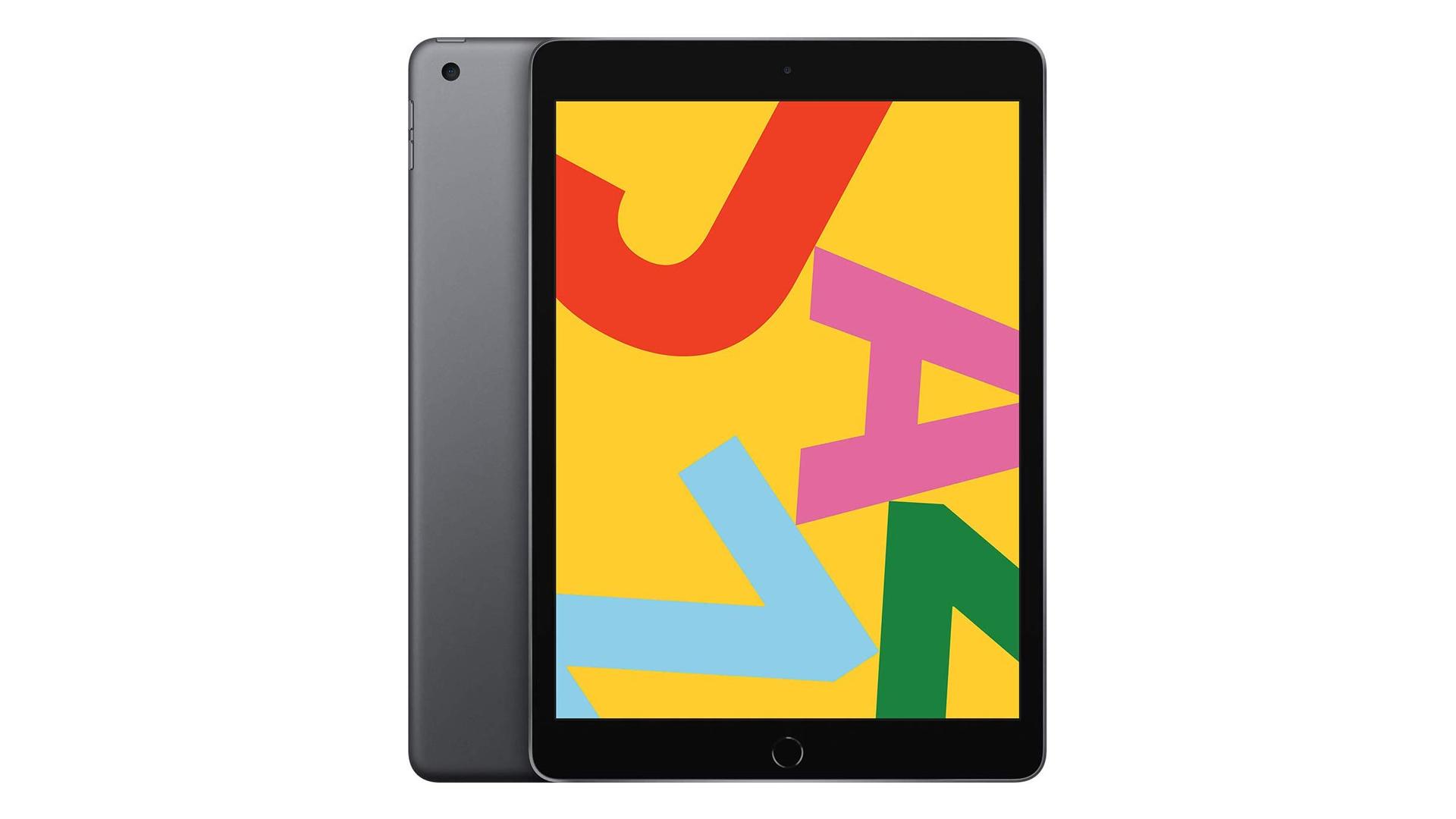 The standard iPad.