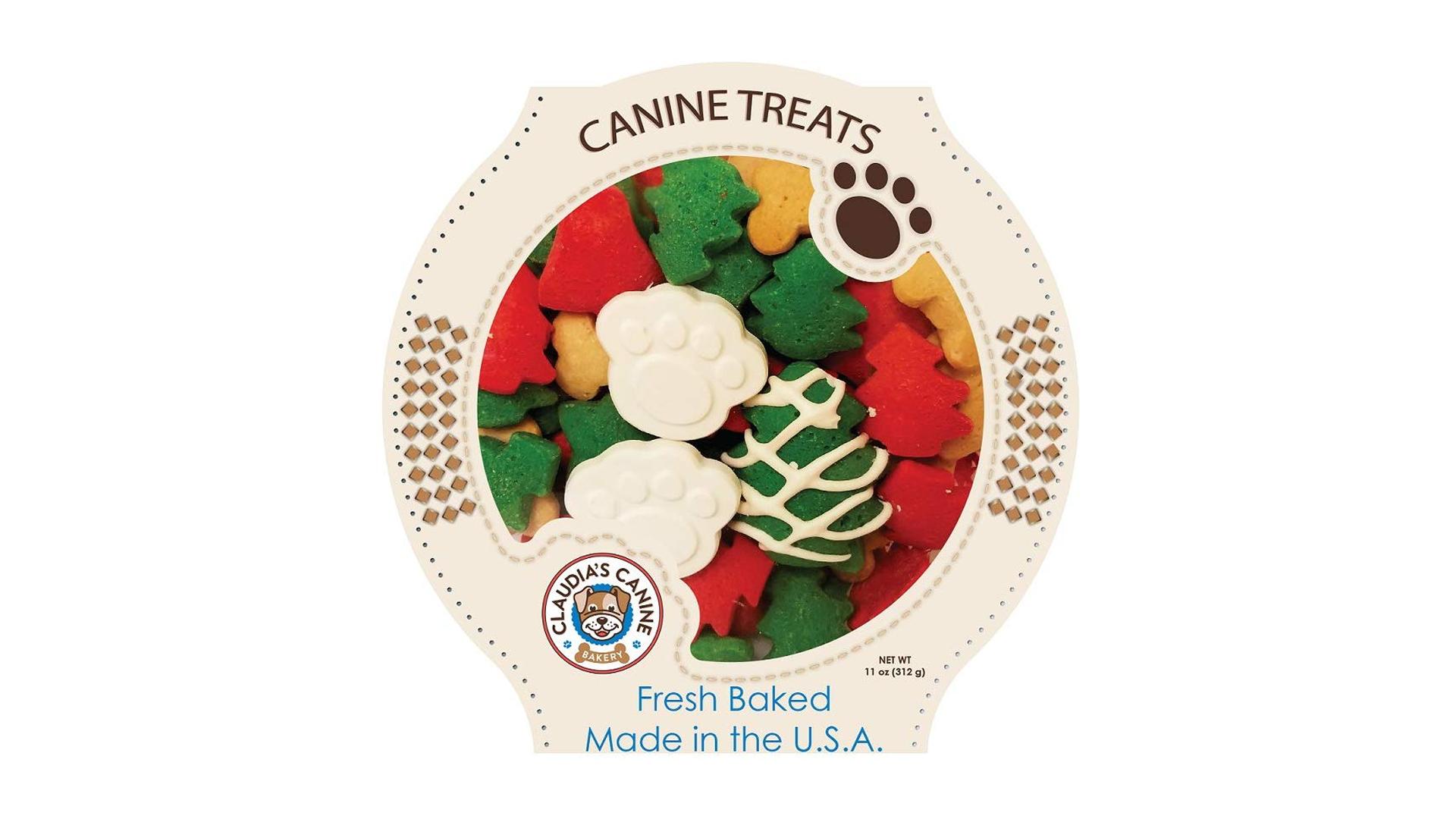 Claudia's Gourmet Dog Cookies