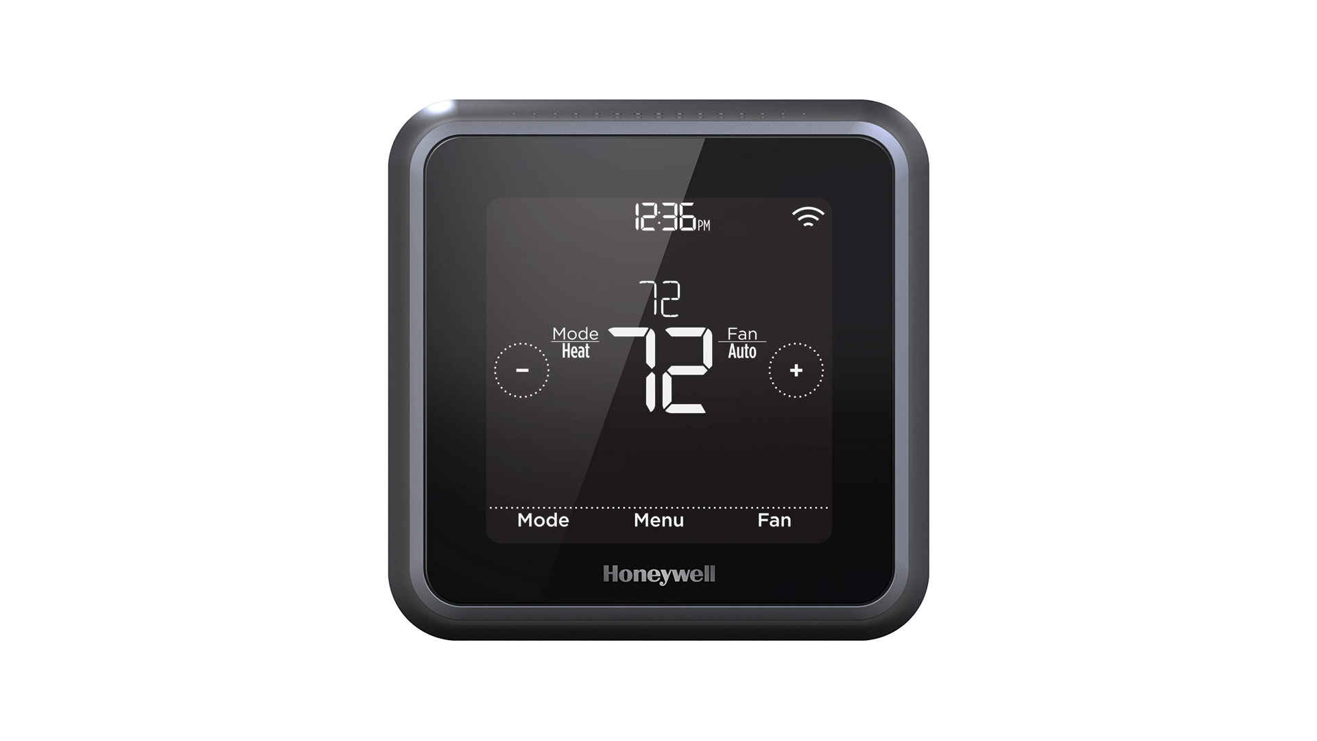 The Honeywell T5 Lyric Thermostat.