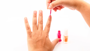 11 Things You Need to Give Yourself a Manicure