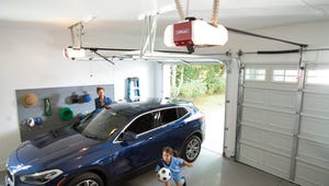 LiftMaster Debuts the First Wi-Fi Garage Door Opener With an Integrated Camera