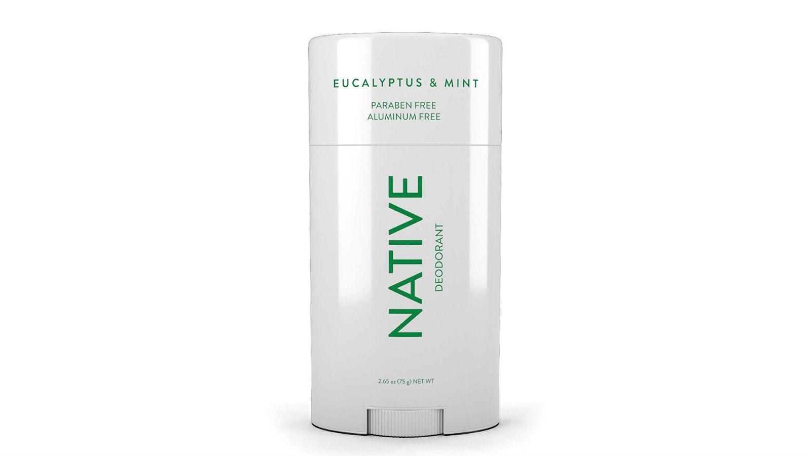 Native Deodorant.