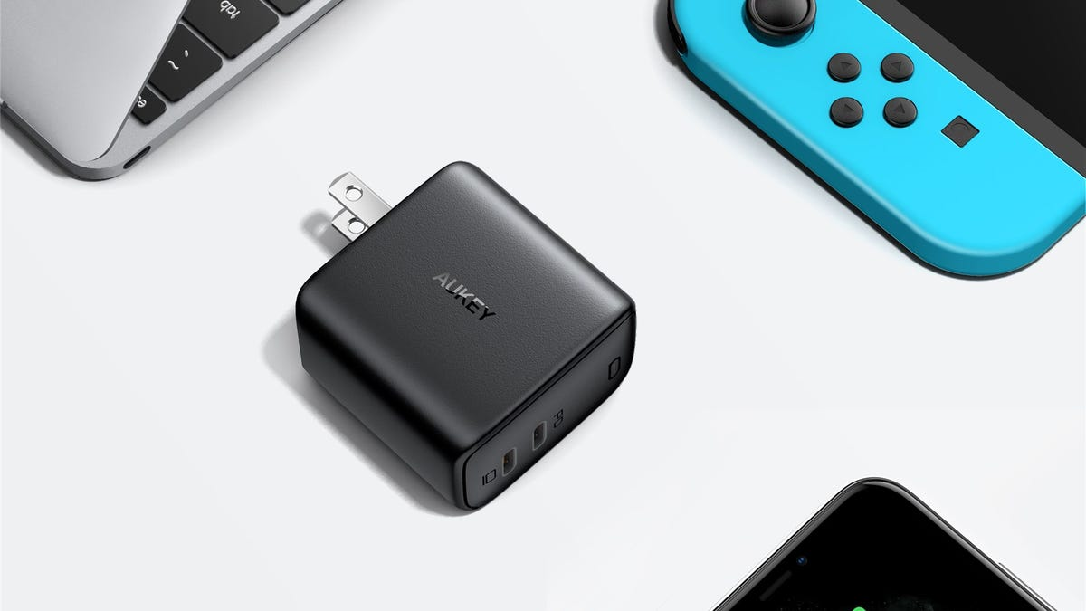 Aukey CES 2020 Omnia Series Chargers