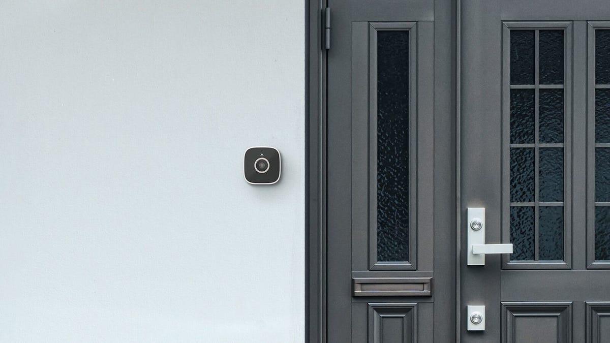 Abode Outdoor Indoor Smart Camera