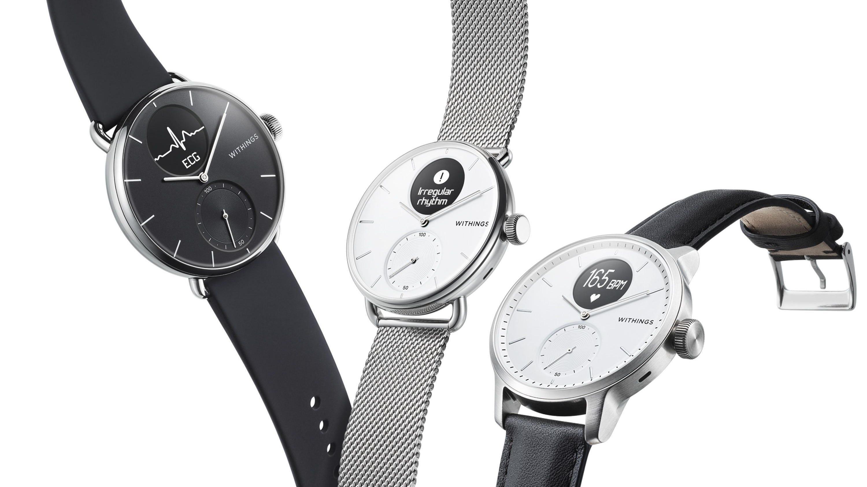 Withings' new ScanWatch