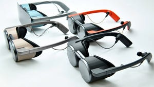 """Panasonic's VR Glasses Use Micro-OLED Tech to Eliminate the """"Screen Door Effect"""""""