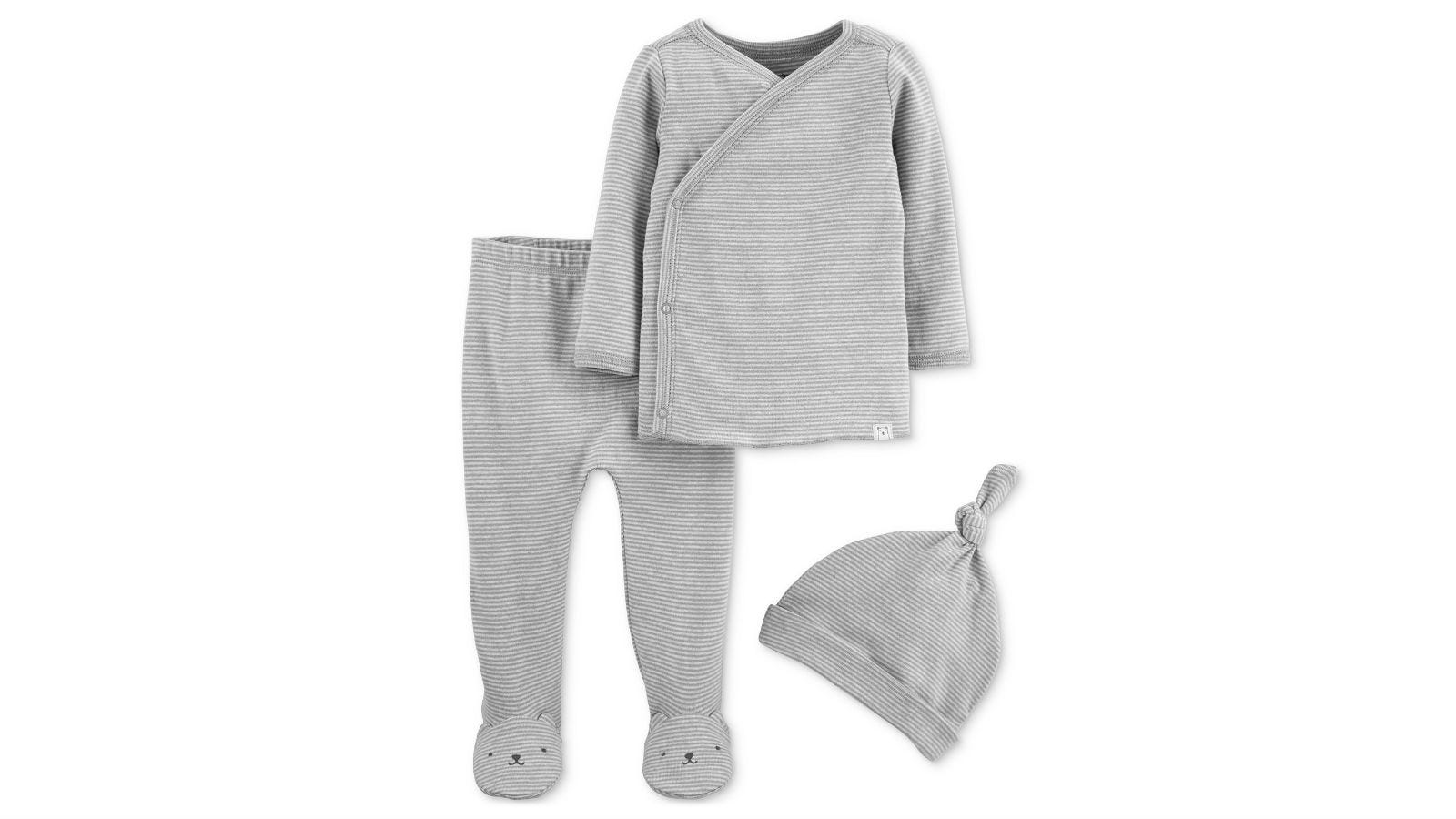 Carter's Baby Boy and Girls 3 Piece Set