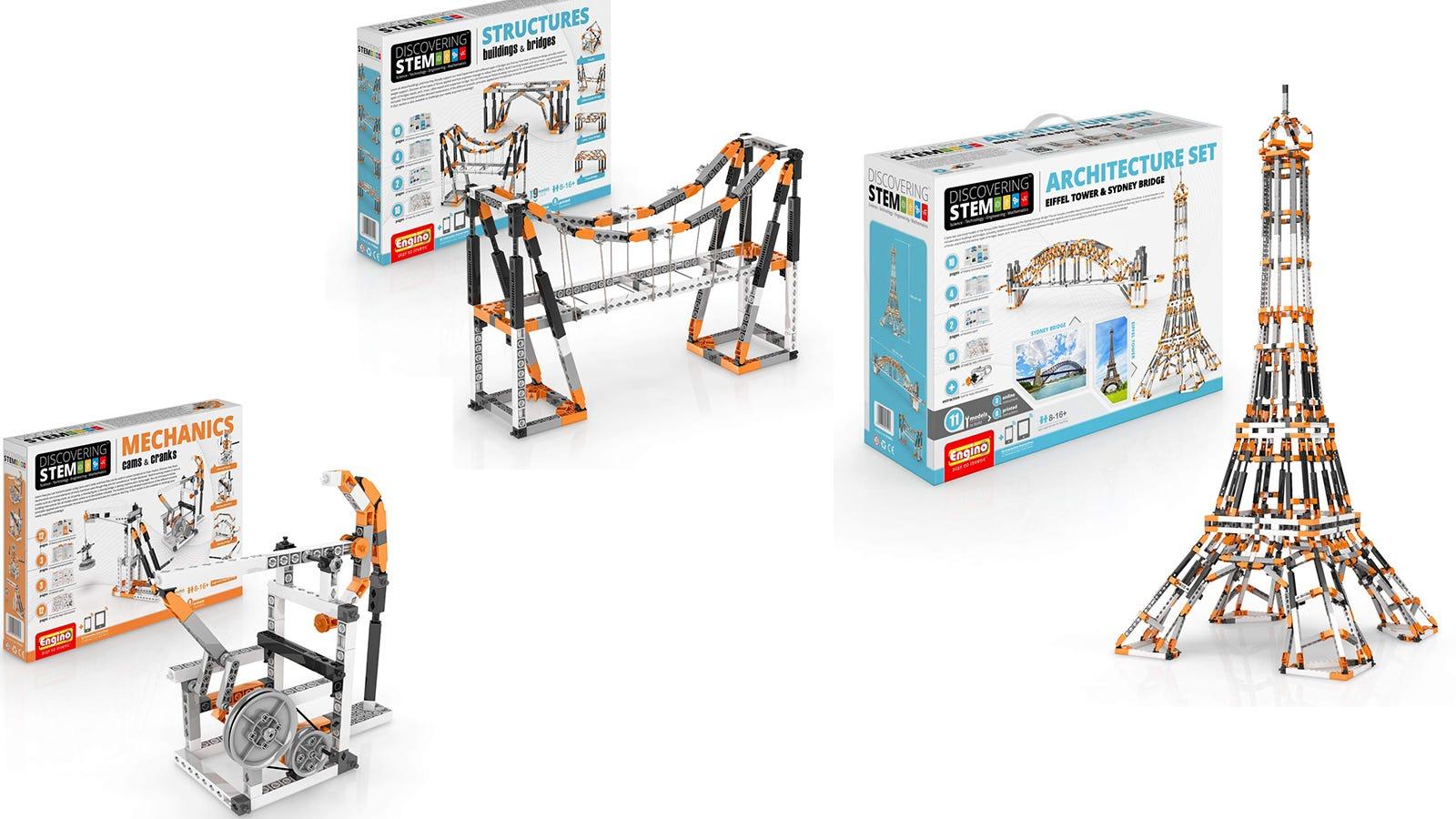 Engino Builds