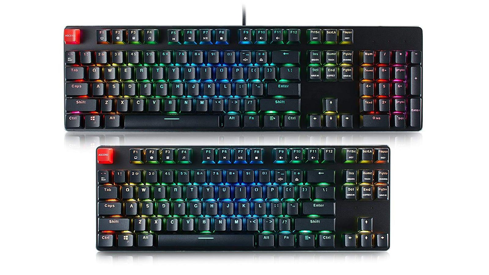 Glorious Modular Mechanical Keyboard