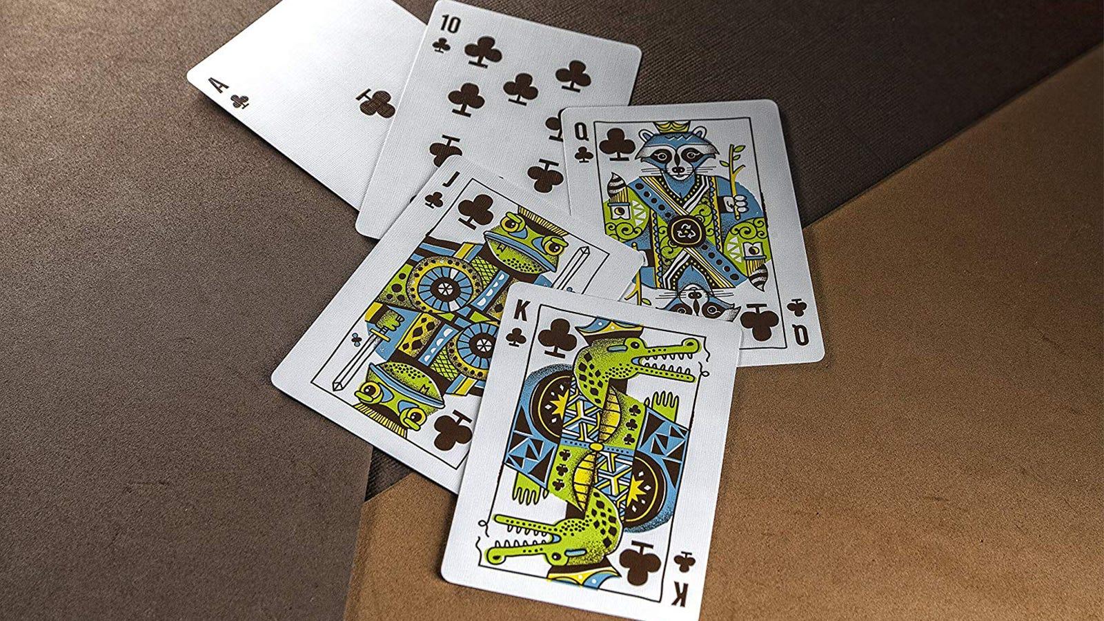 thoery11 Animal Kingdom Playing Cards