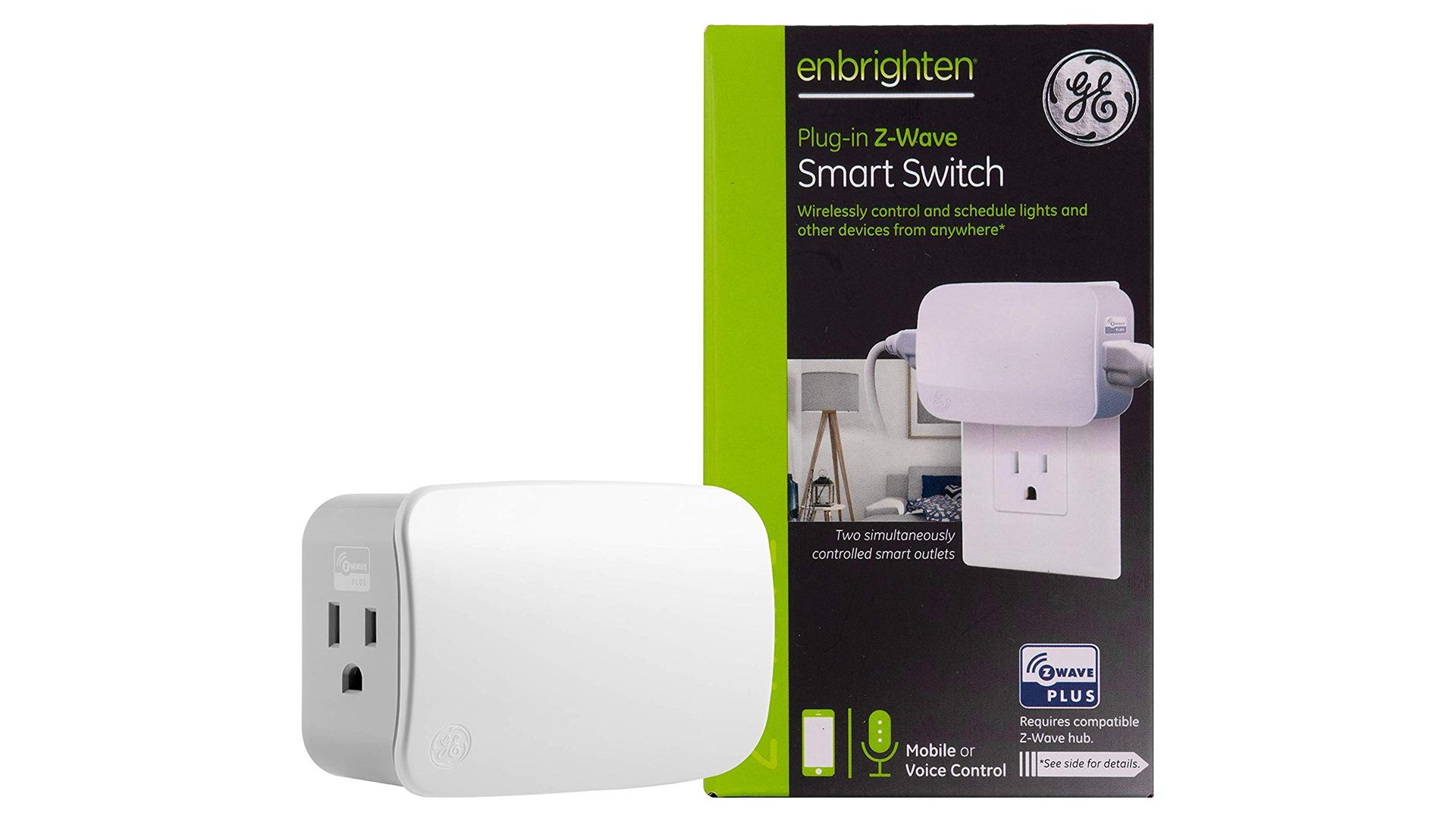 The GE Enbrighten smart switch