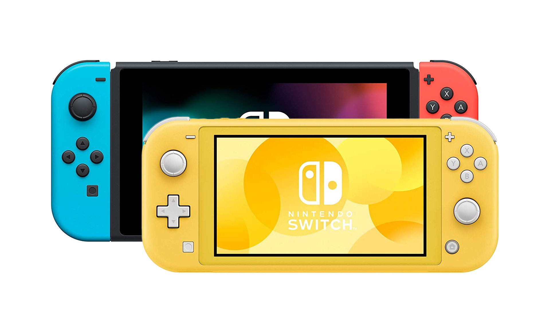 The Nintendo Switch and Nintendo Switch Lite