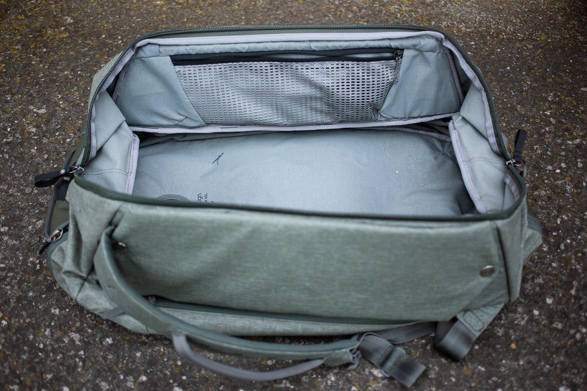 Cavernous bag