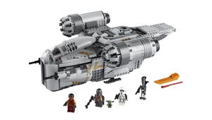 """Open Your Wallets For These New LEGO """"The Mandalorian"""" Sets"""