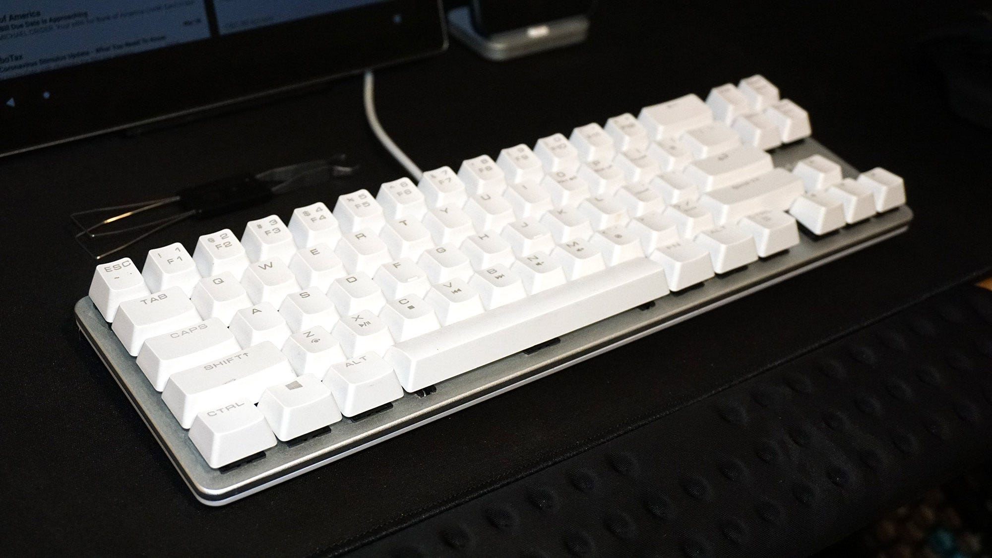 Magicforce keyboard.