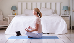 4 Meditation Apps to Help You Nama-stay Calm
