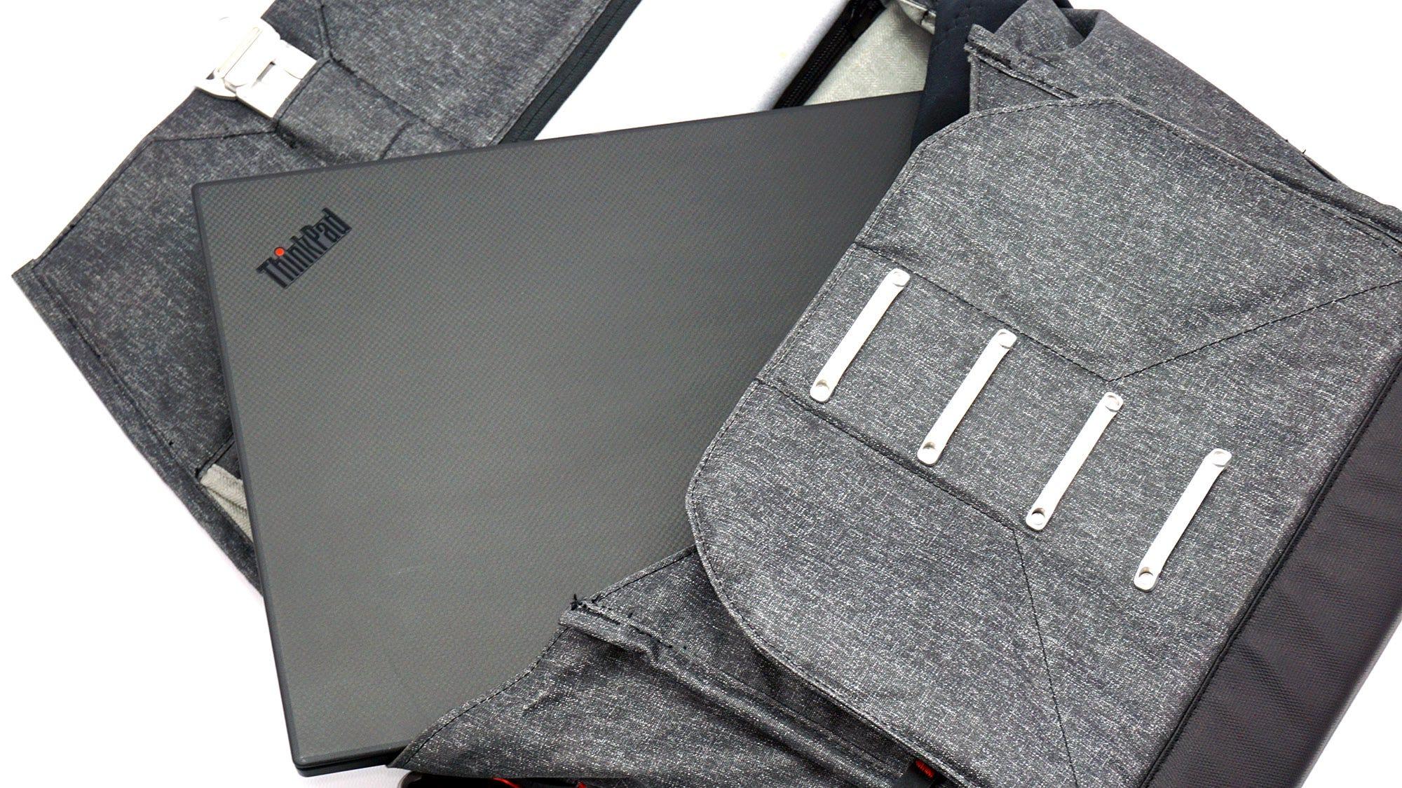 X1 in a Peak Design bag.