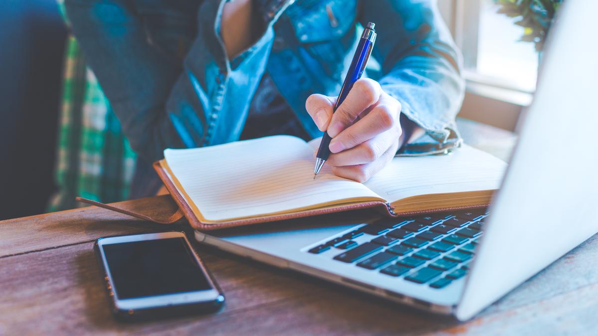 Offline Writing Apps Hero