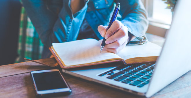 5 Great Writing Apps with Offline Support