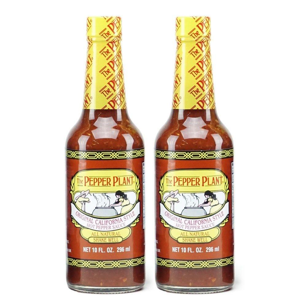 California Pepper Plant sauce.